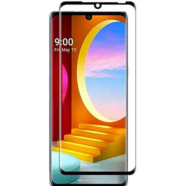 LG Velvet Edge Glue Tempered Glass