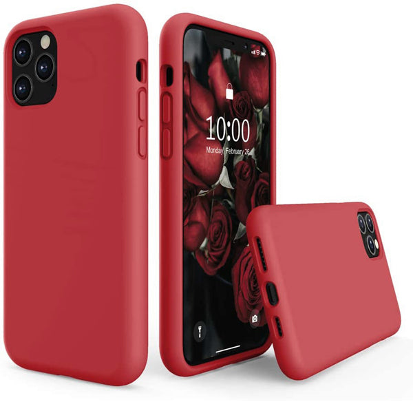 IPhone 12 /12 Pro Valvet Touch Case