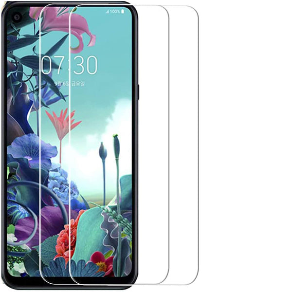 LG Q60 Tempered Glass Clear