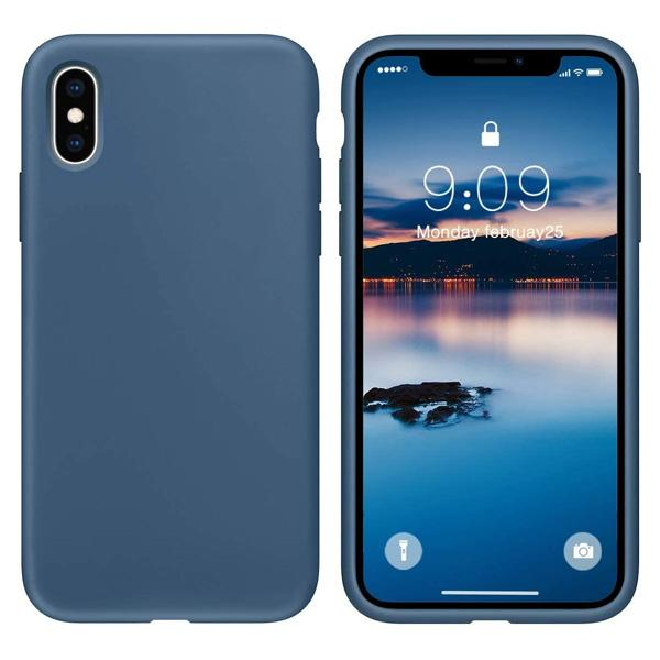 iPhone XS Valvet Touch Case