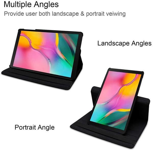 Tab A 8.0 T290 360 Degree Rotating Stand Case
