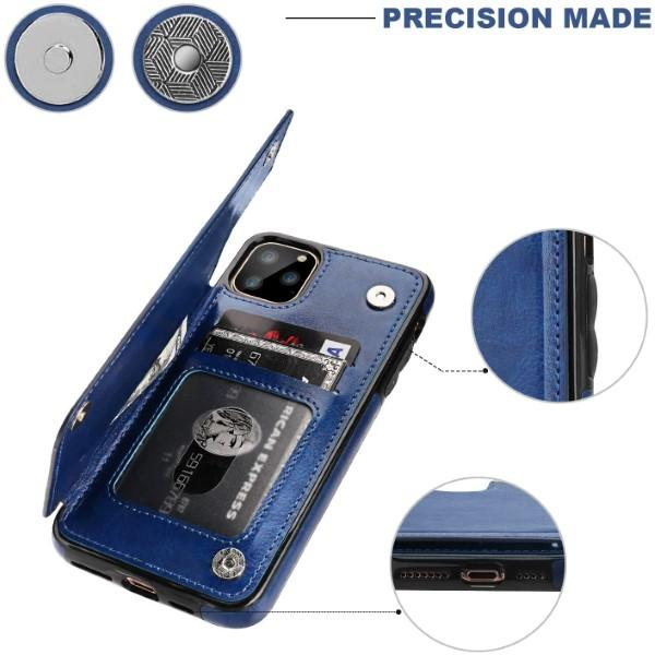 iPhone 11 Case Back Wallet