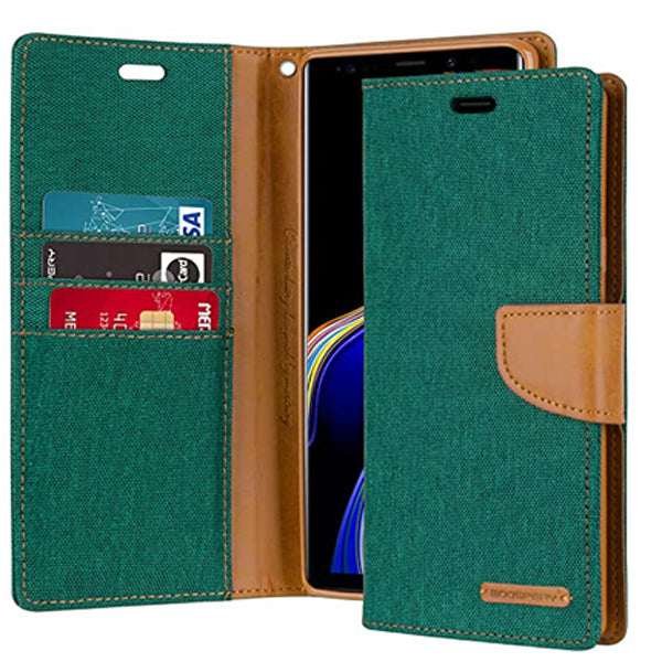 Samsung S9 Plus Mercury Wallet