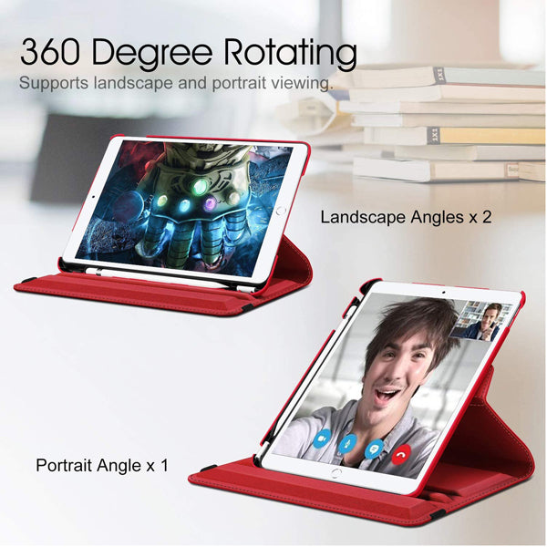 iPad 10.9 360 Degree Rotating Stand Case
