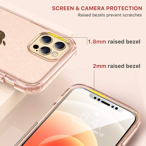 iPhone 11 Flake Rose Pink Sym Case