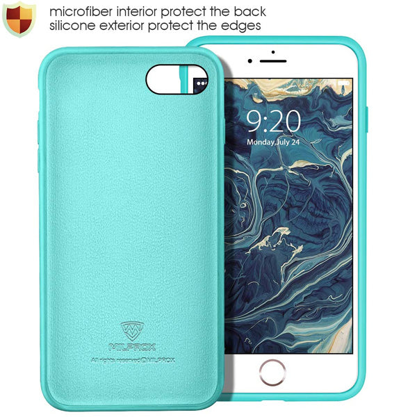 iPhone 7/8/SE Valvet Touch Case