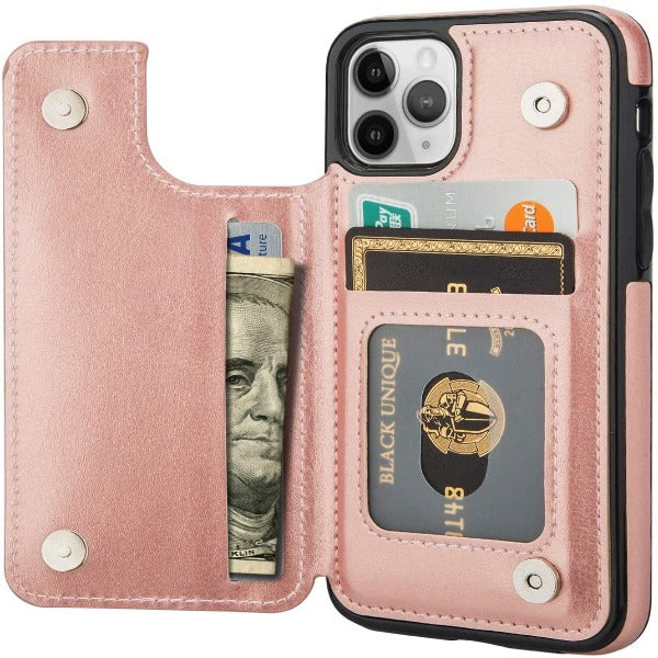 iPhone 11 Pro Case Back Wallet
