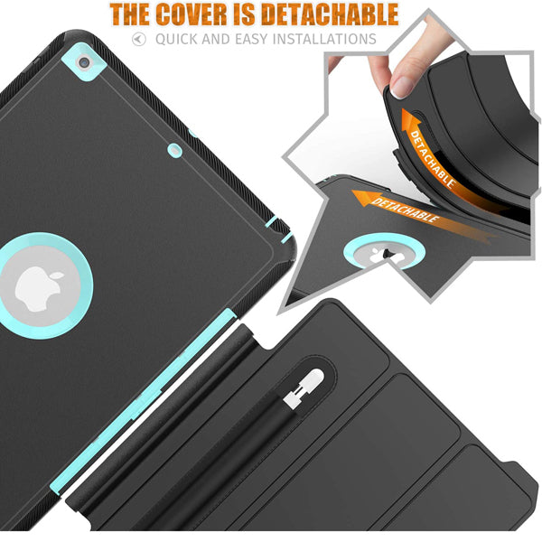 iPad Mini 4,5 Hard Rugged Case