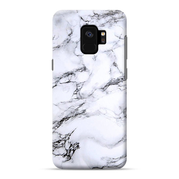 Samsung S9 Marble TPU Soft Rubber Silicone
