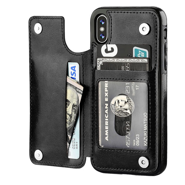 iPhone XSMAX Case Back Wallet