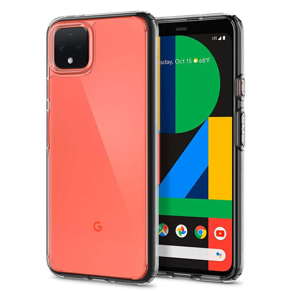 Google Pixel 4XL Clear Hybrid Case