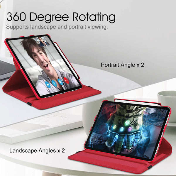 iPad Pro 11 360 Degree Rotating Stand Case