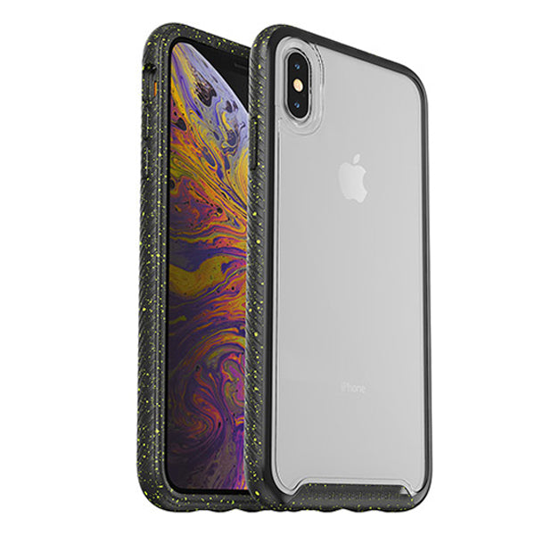 iPhone XSMAX Hard Case With Colour Side Case