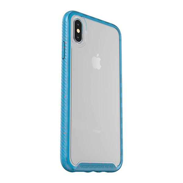 iPhone XS Hard Case With Colour Side Case