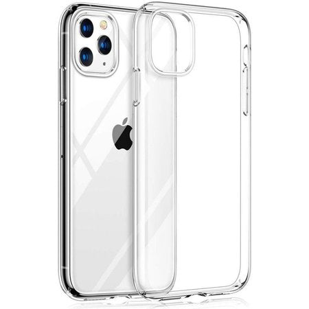 iPhone 12 Pro Max Clear Hybrid Case