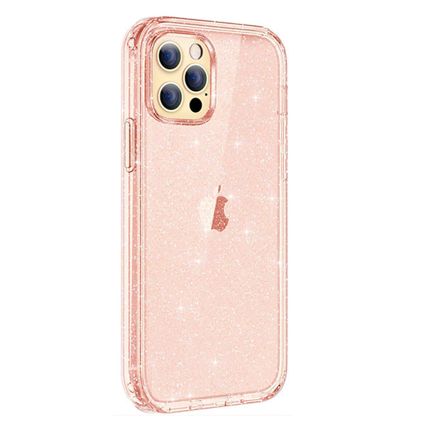 iPhone 11 ProMax  Flake Rose Pink Sym Case