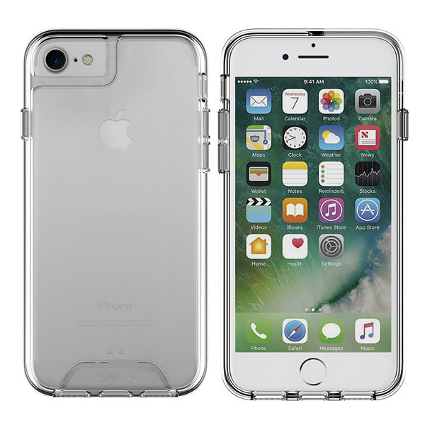 iPhone 7/8 Plus Clear Hybrid Case