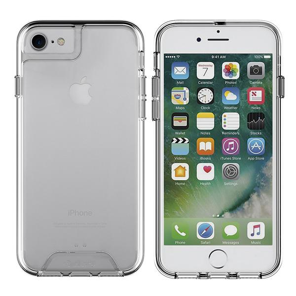 iPhone 6 Clear Hybrid Case