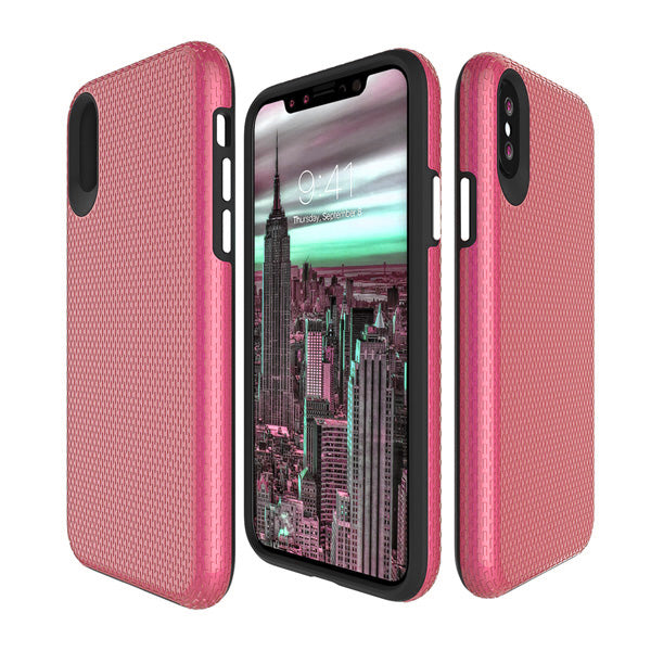 iPhone XR Dot Texture Case