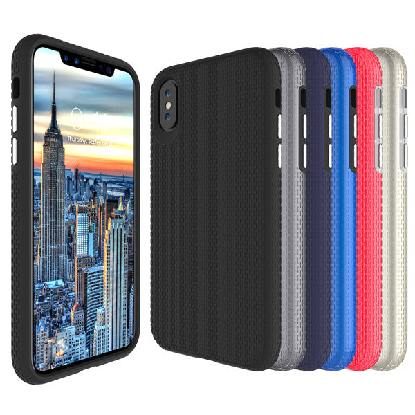 iPhone XSMAX Dot Texture Case