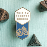 This DM Accepts Bribes - Dice