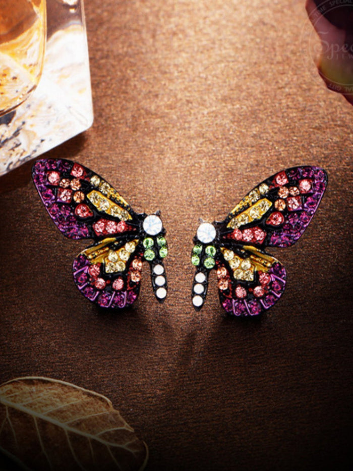 Fashion Butterfly Earrings