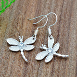 Fashion Dragonfly Earrings