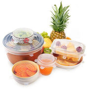 Stretch & Seal Silicone Lids (6 pcs./set)