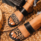 Home Fashion Casual Flat Heel Sandals