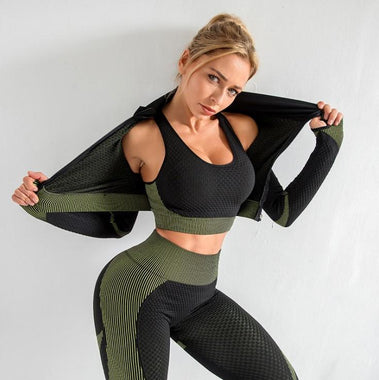 Top Yoga Activewear Set