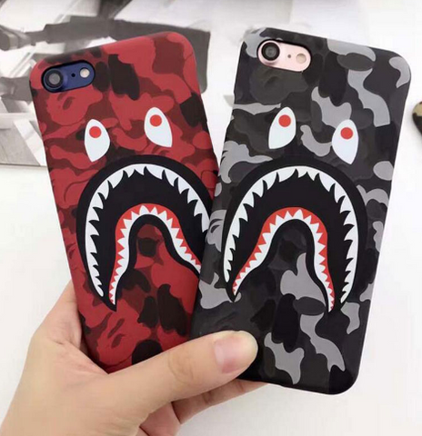 Shark Case - iPhone