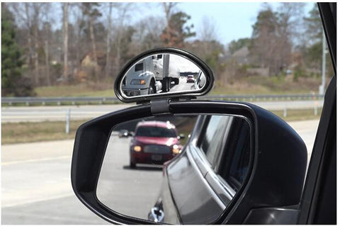 2Pcs Blind Spots Mirror