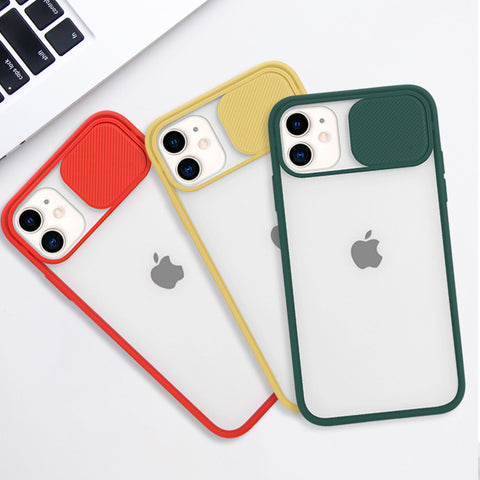 Slide Camera Protection Cover - iPhone