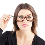Lady's Make Up Magnifying Glasses