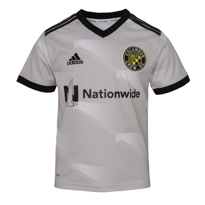 Columbus Crew SC Infant Grey Nationwide Replica Jersey - Columbus Soccer Shop