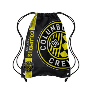 Columbus Crew SC Drawstring Backpack - Columbus Soccer Shop