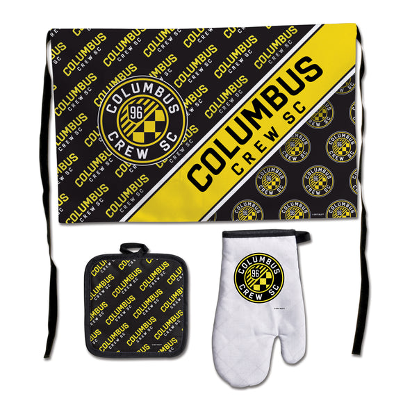 Columbus Crew SC Barbeque Set - Columbus Soccer Shop