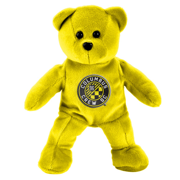 Columbus Crew SC Plush Solid Bear 8