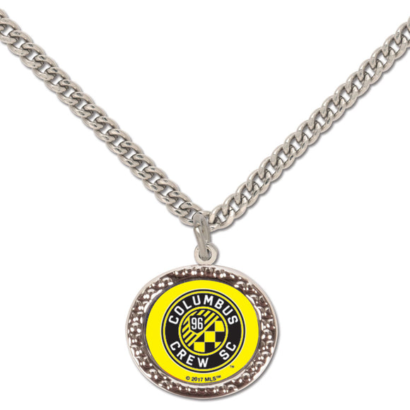Columbus Crew SC Necklace - Columbus Soccer Shop