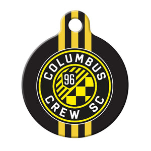 Columbus Crew SC Dog Tag - Columbus Soccer Shop
