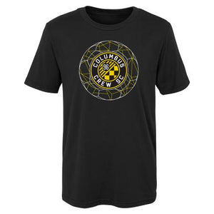 Columbus Crew SC Kids Quartz Short Sleeved Tee - Columbus Soccer Shop