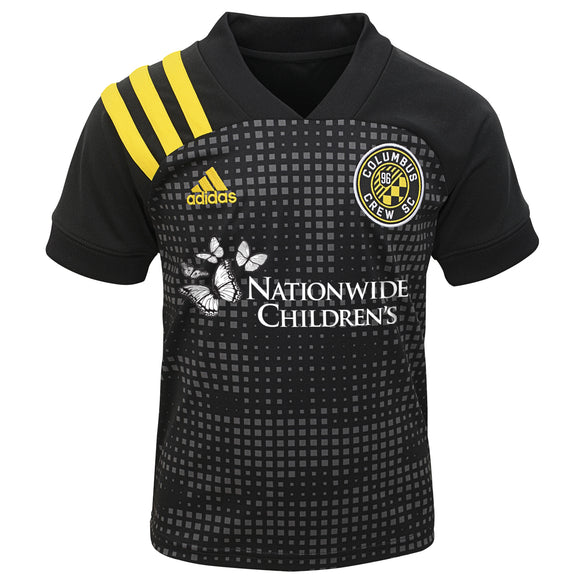 Columbus Crew SC Toddler 2020 Secondary Replica Jersey - Columbus Soccer Shop