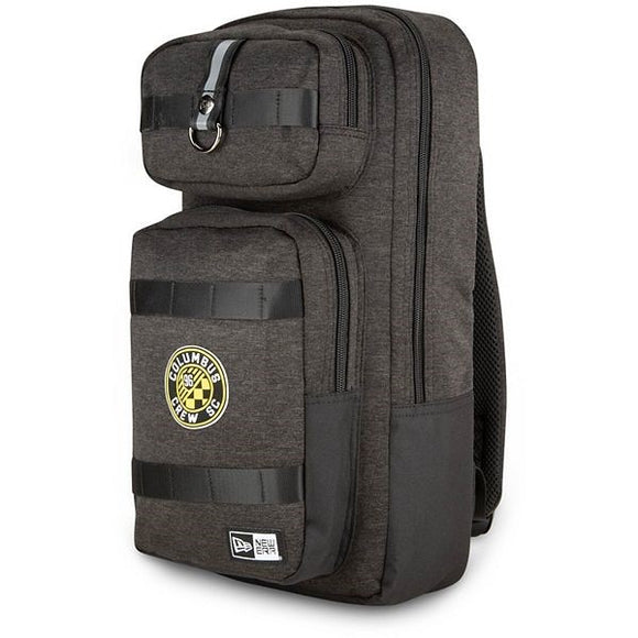 Columbus Crew SC Heather Slim Backpack - Columbus Soccer Shop