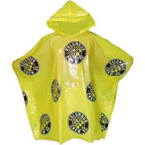 Columbus Crew SC Lightweight Stadium Poncho - Columbus Soccer Shop