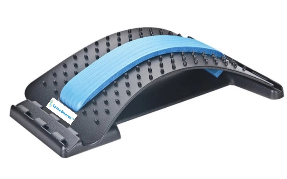 SpineBoardz™ #1 Rated Orthopedic Lumbar Alignment Stretcher