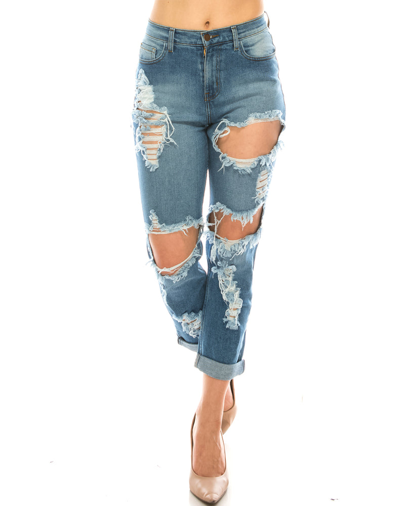 Houston Boyfriend Jeans
