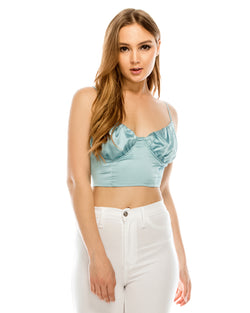Melany Crop Top