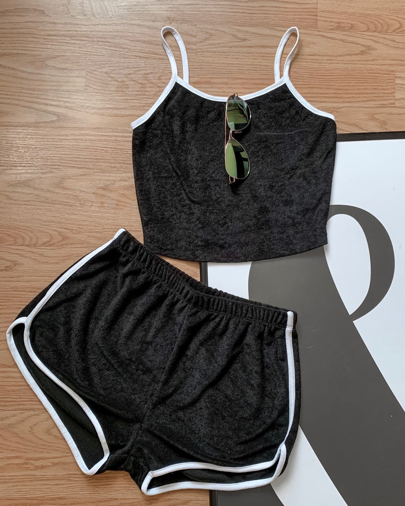 Atlanta Soft Knit Athletic Shorts
