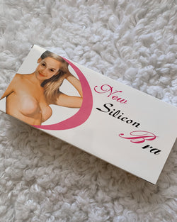 New Silicone Bra
