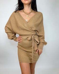 Willow Ribbed Knit Dress